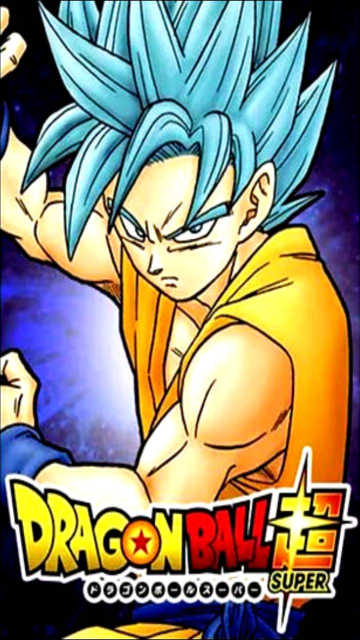 Super Saiyajin Blue