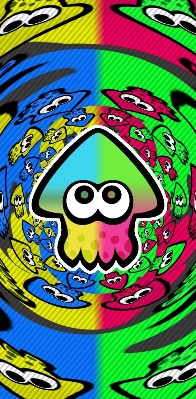 Swirly Squid 4