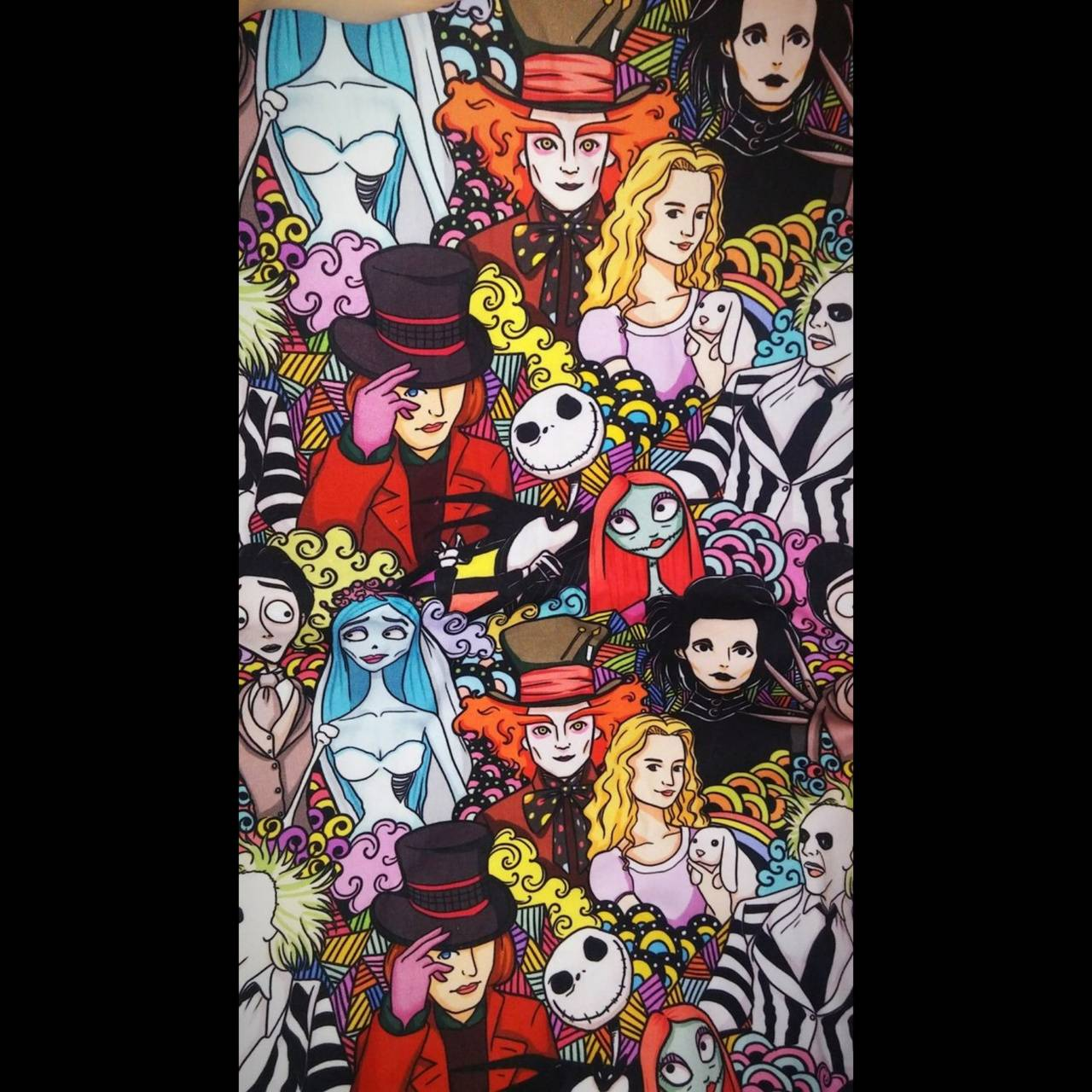 Tim Burton Wallpaper By Beasty316 F4 Free On Zedge