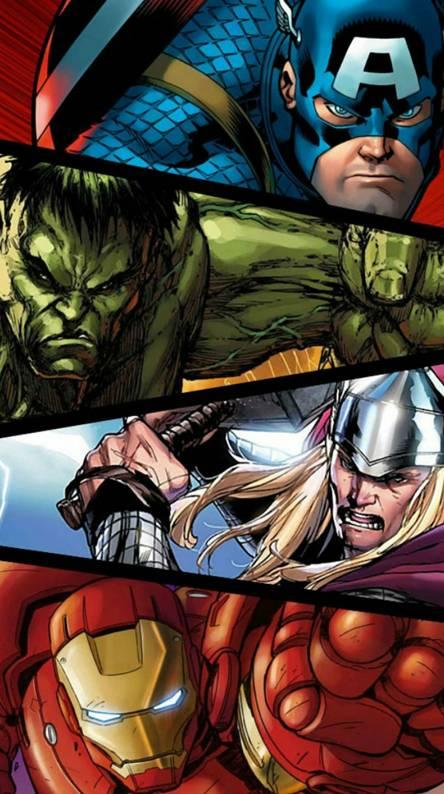Avengers - Avenger