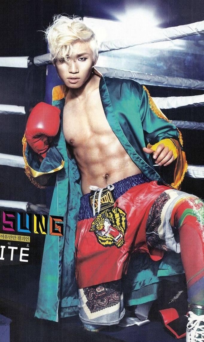 Dae Sung- Big Bang