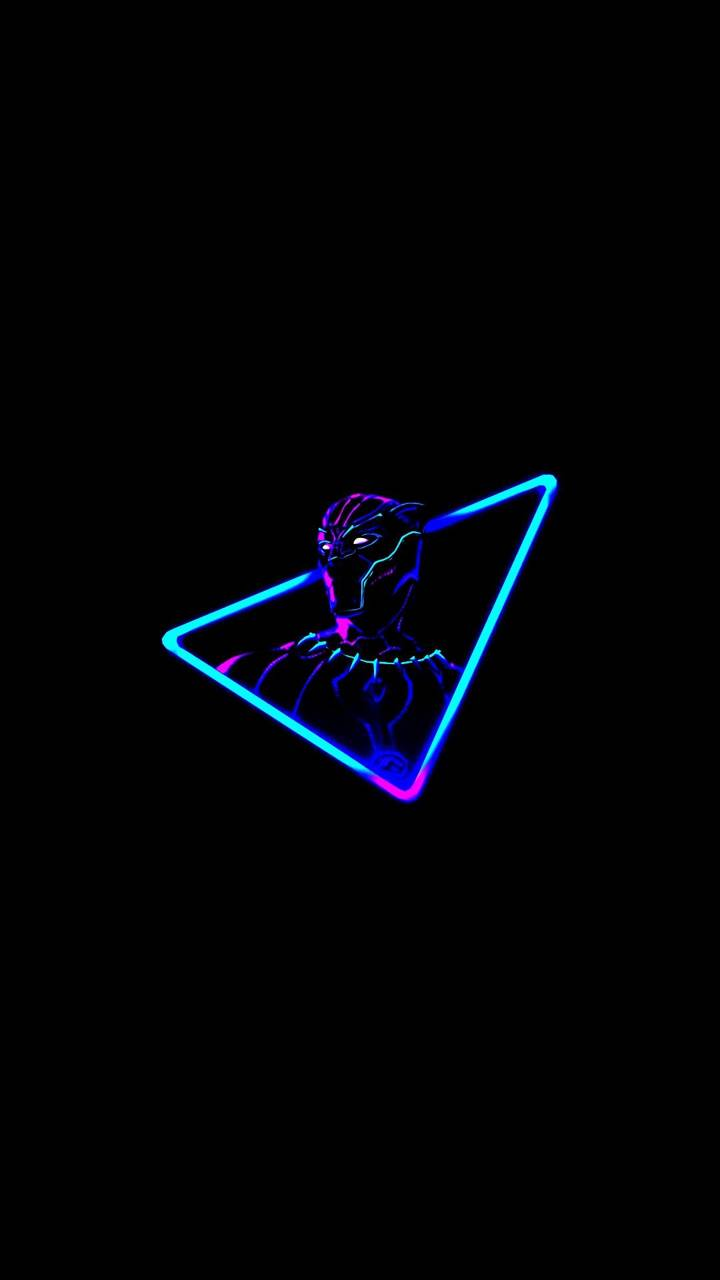 Black panther amoled