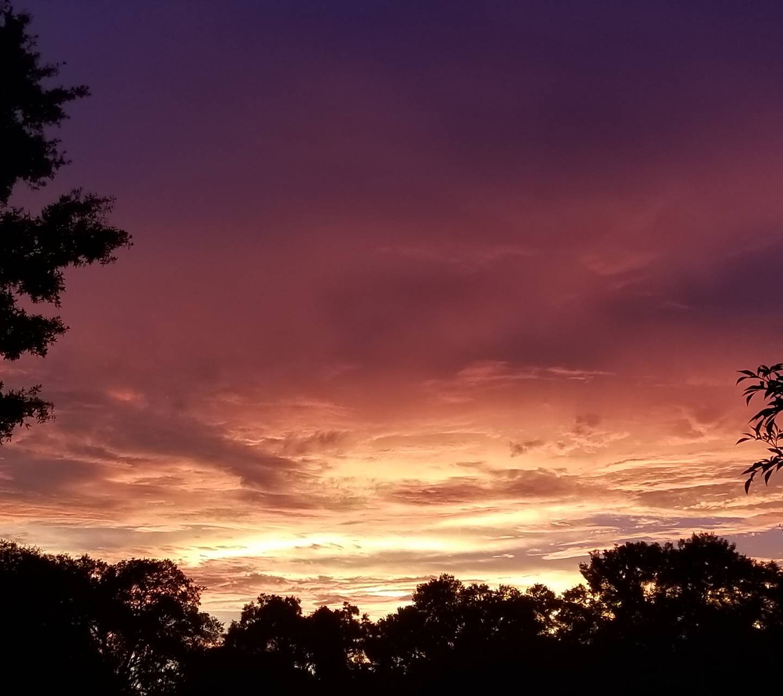 Florida Sky at Dusk