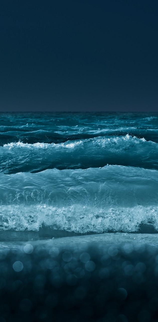 4K Ocean Wave