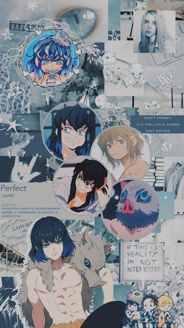 Blue inosuke