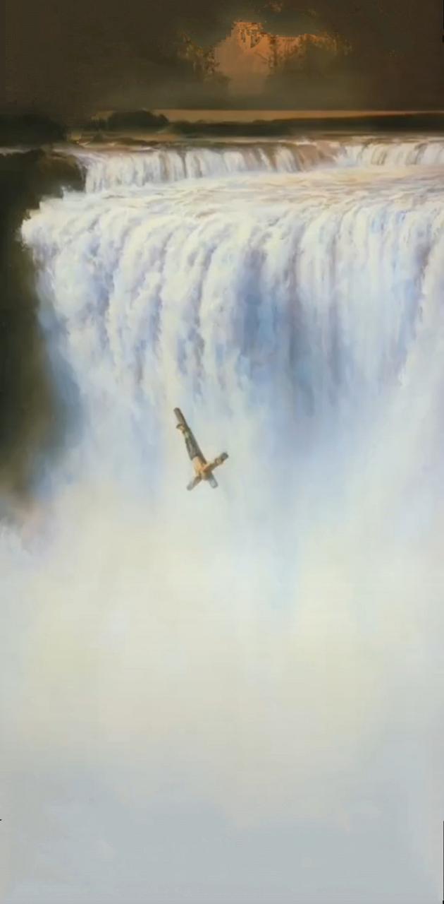 Jesus falling