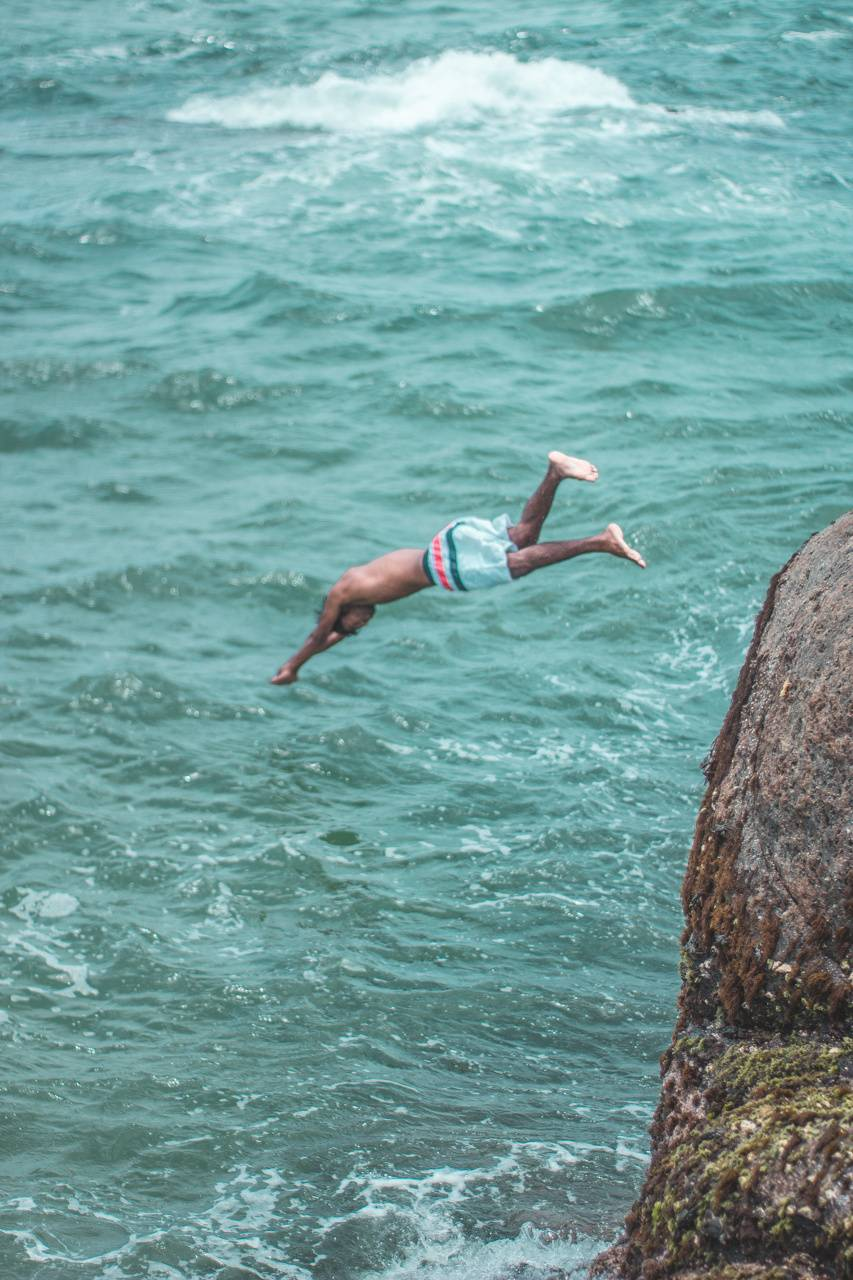 Sea jumper