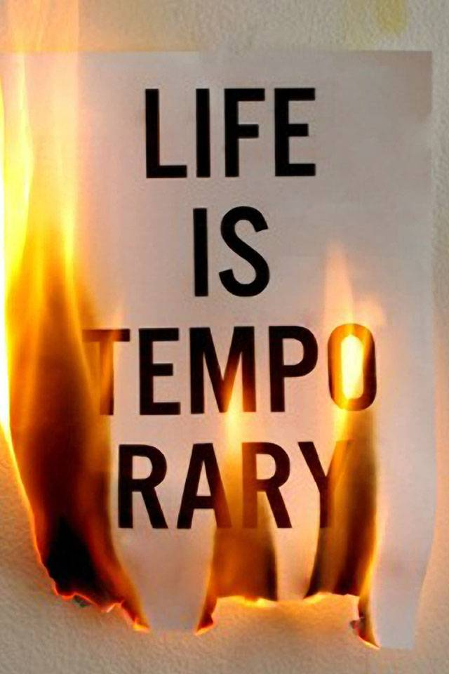 Temporary Life