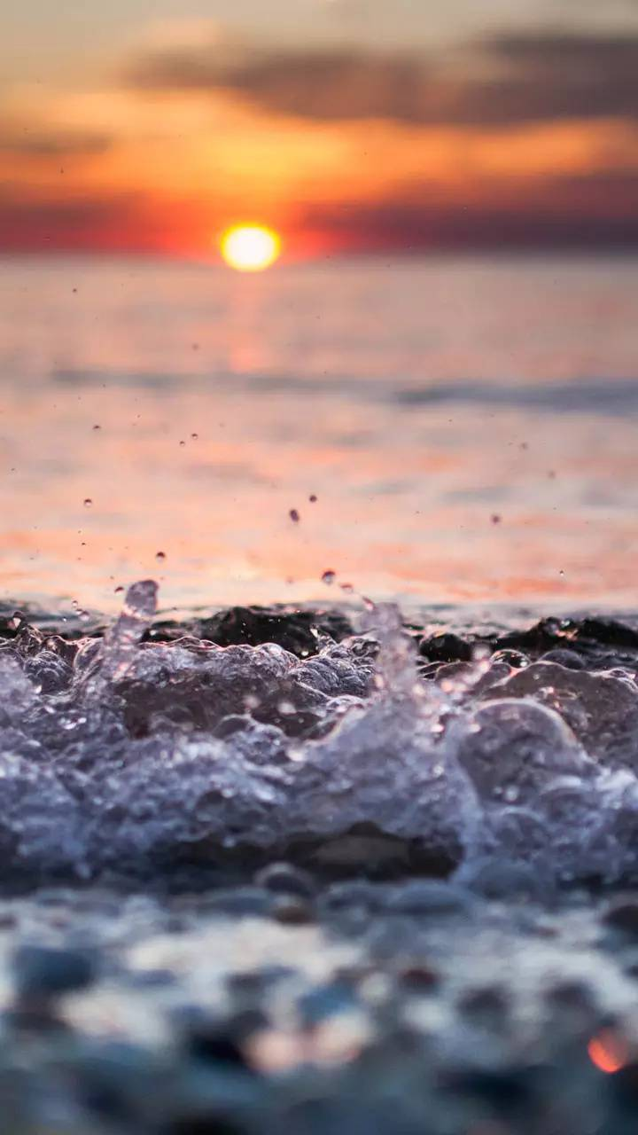 The Ocean Sunset