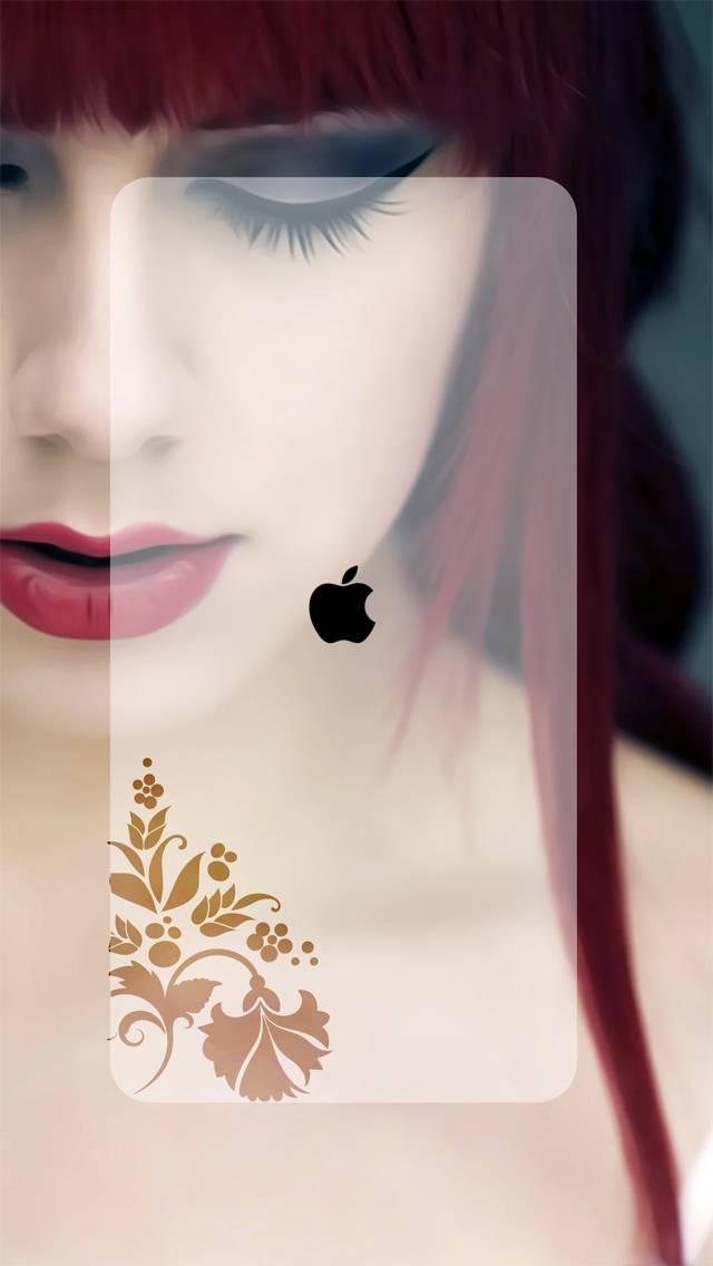 apple gir red
