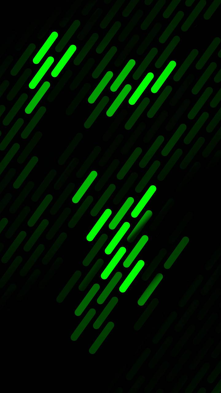 Neon Laser Beans