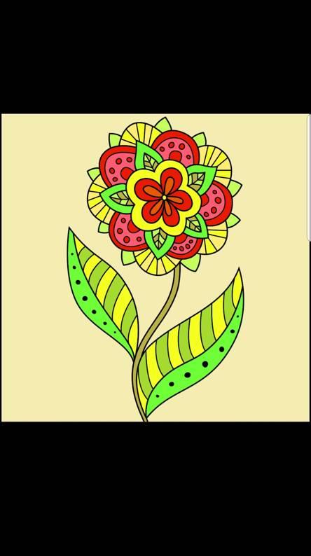 Wild wallflower