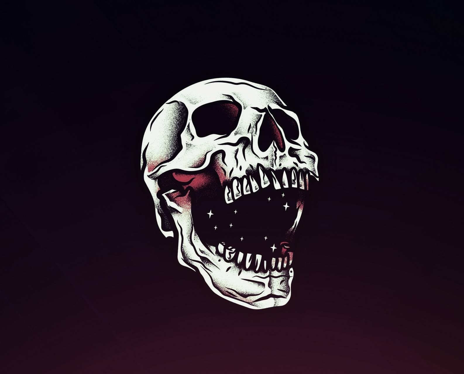 Death skull HD