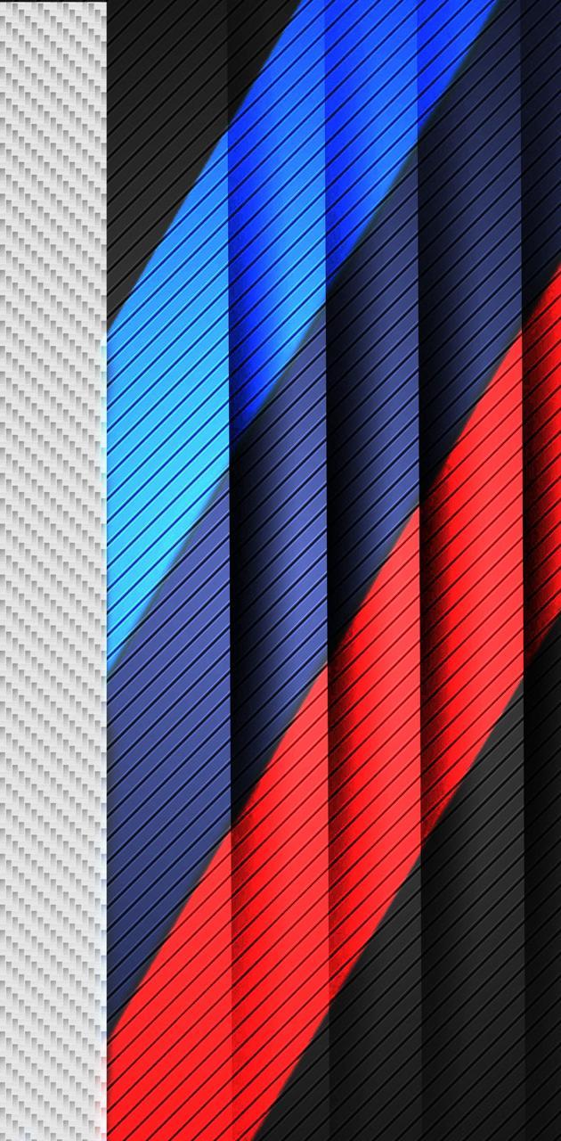 Bmw M Stripes Wallpaper