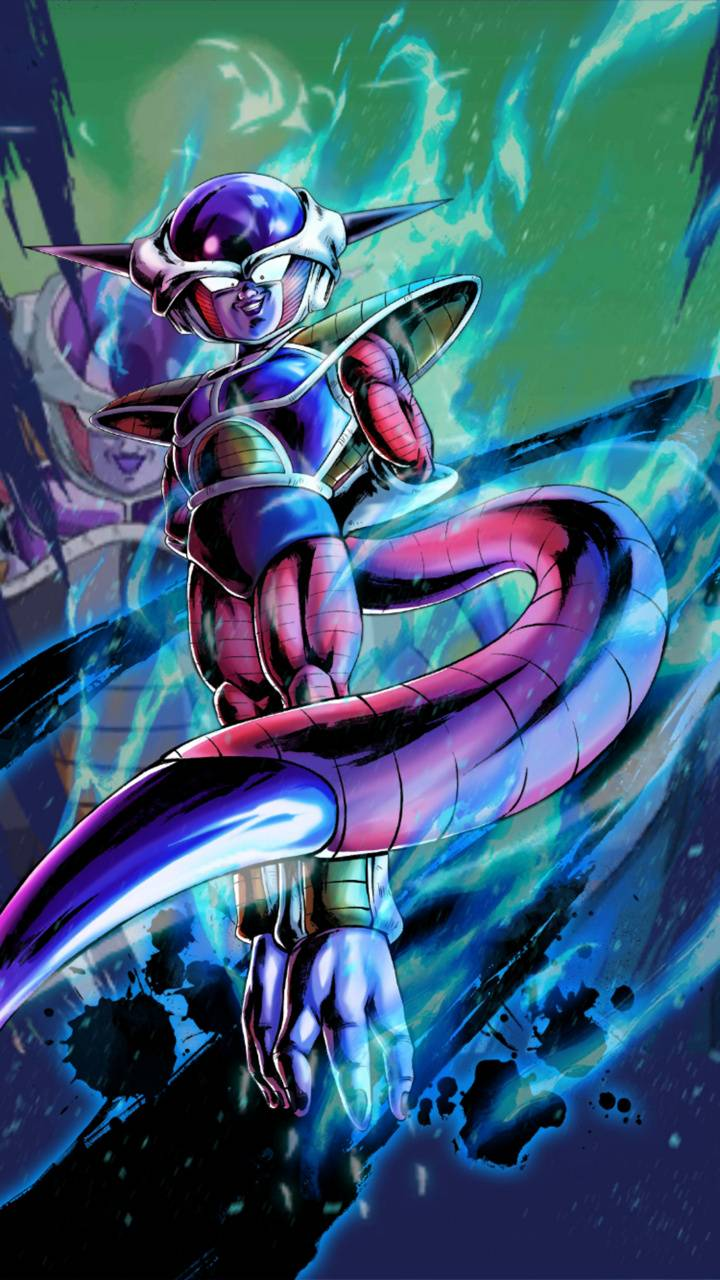 Frieza First Form