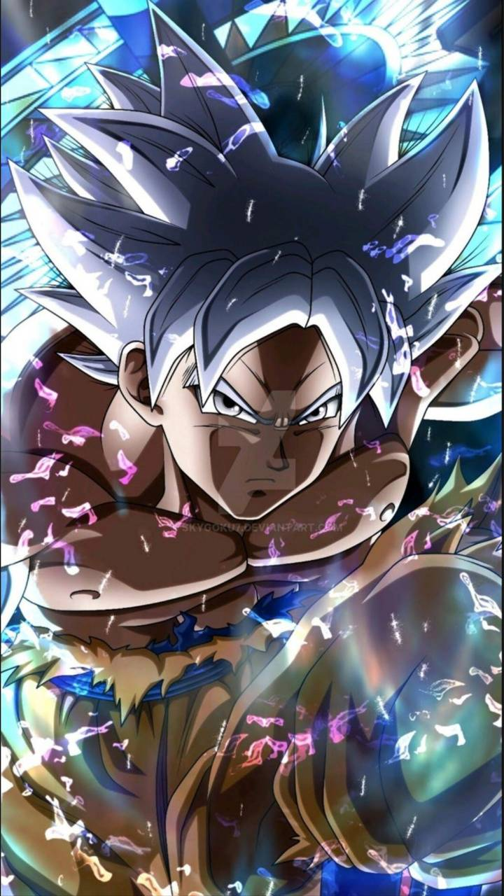 Ultra Instinct Goku wallpaper by