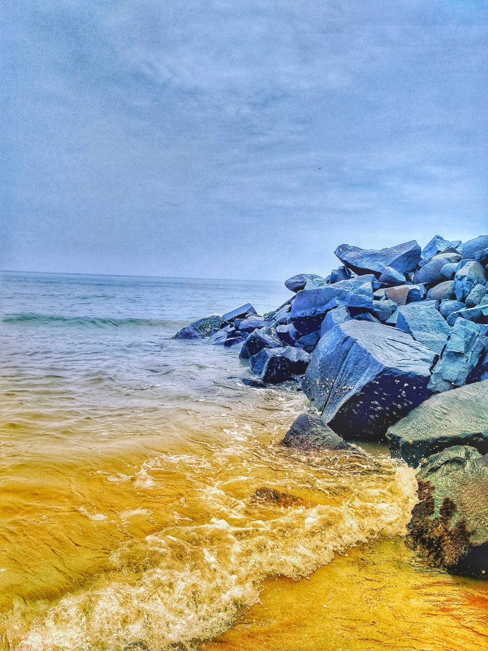 Sea gradient