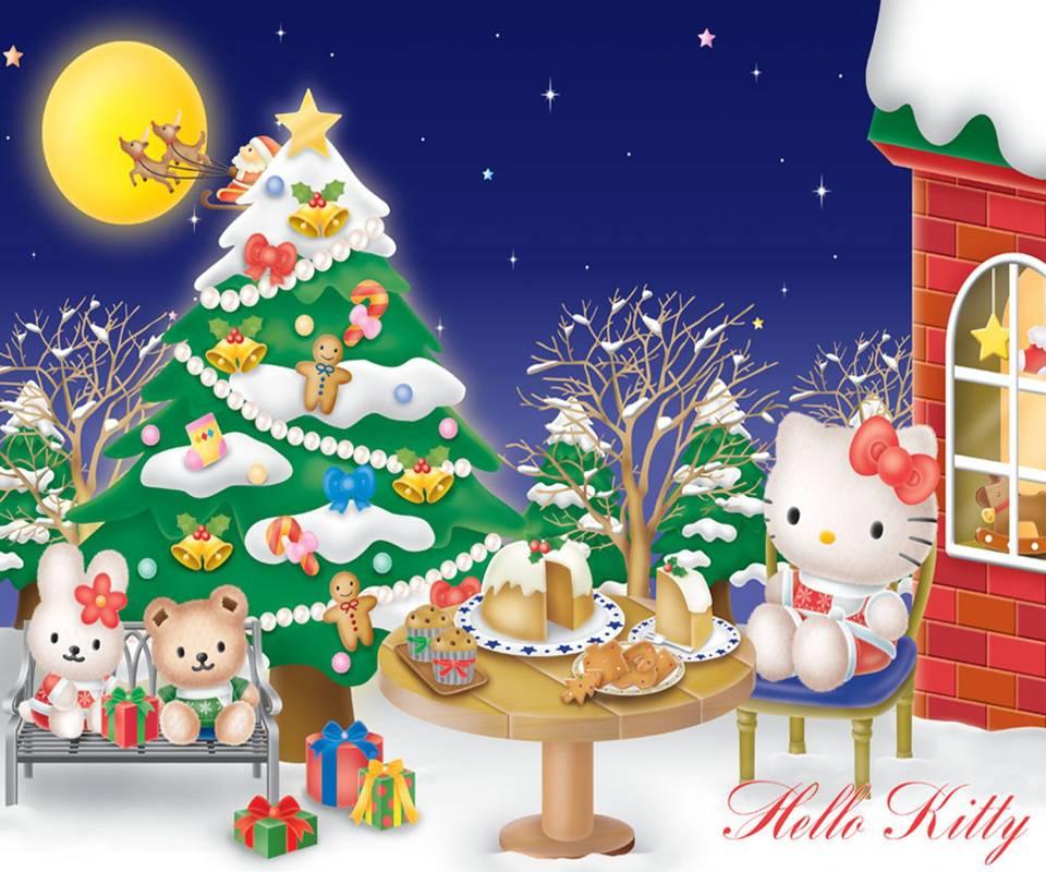 Hello Kitty Xmas2