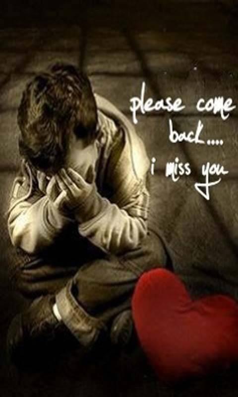 Come Back Love