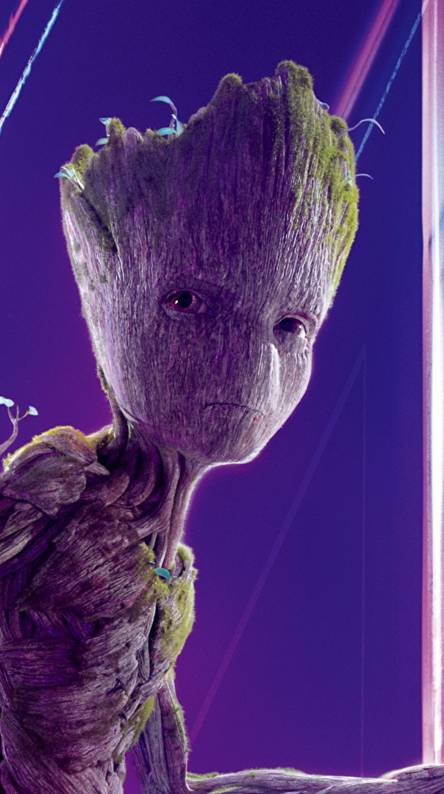 Groot - End Game