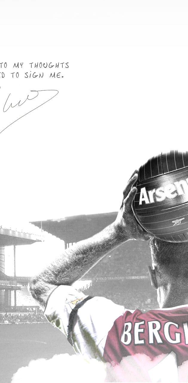 Bergkamp legend