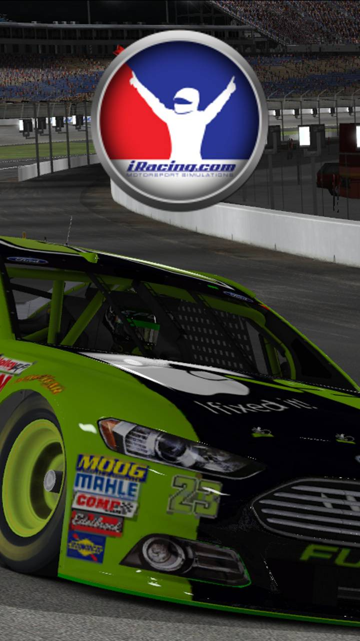 iRacing Ford Fusion