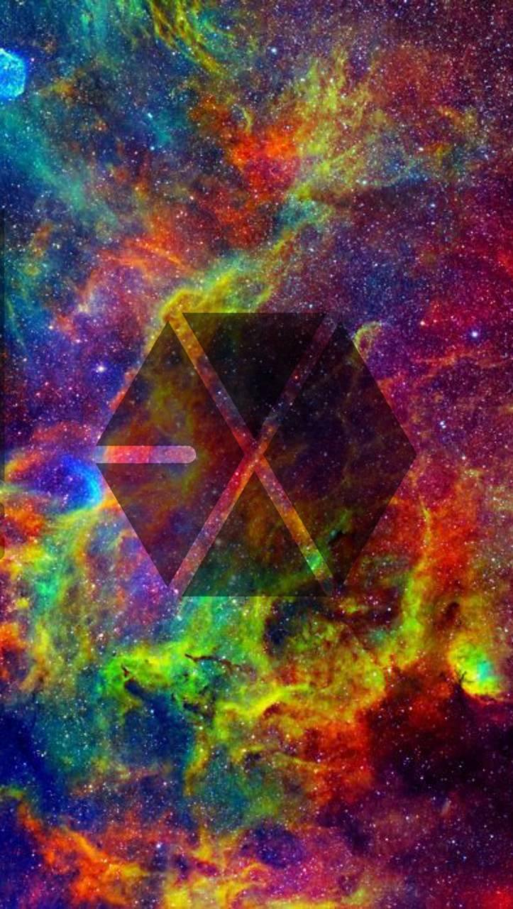 EXO Galaxy Kpop