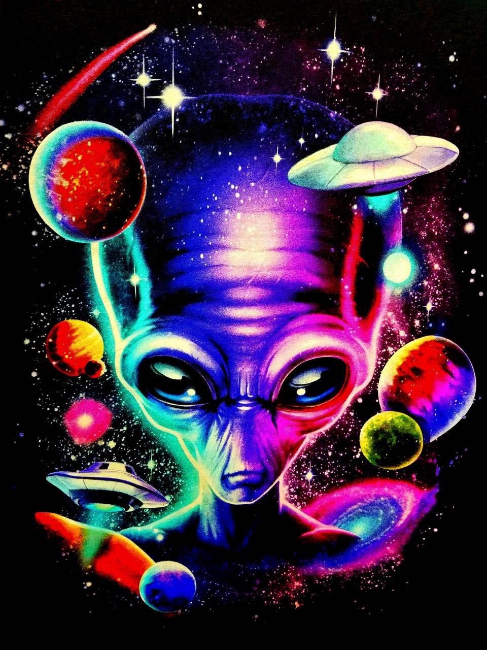 Alien Universe