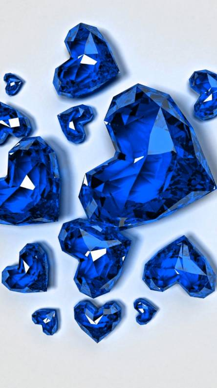 Sapphire Hearts