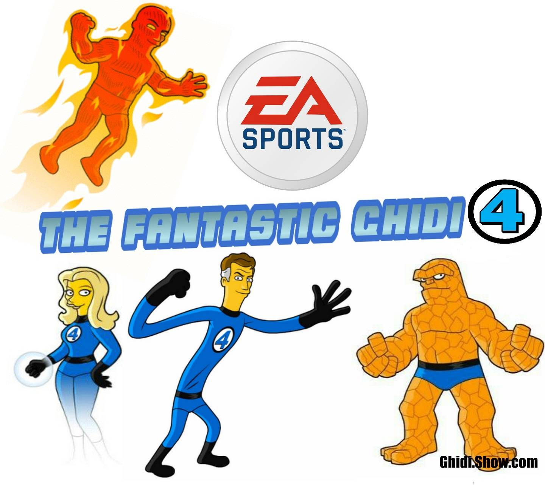 The Fantistic Ghidi4