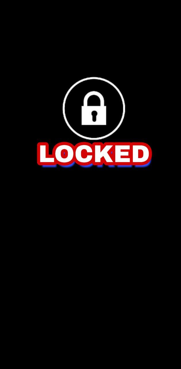 Walpaper - locked