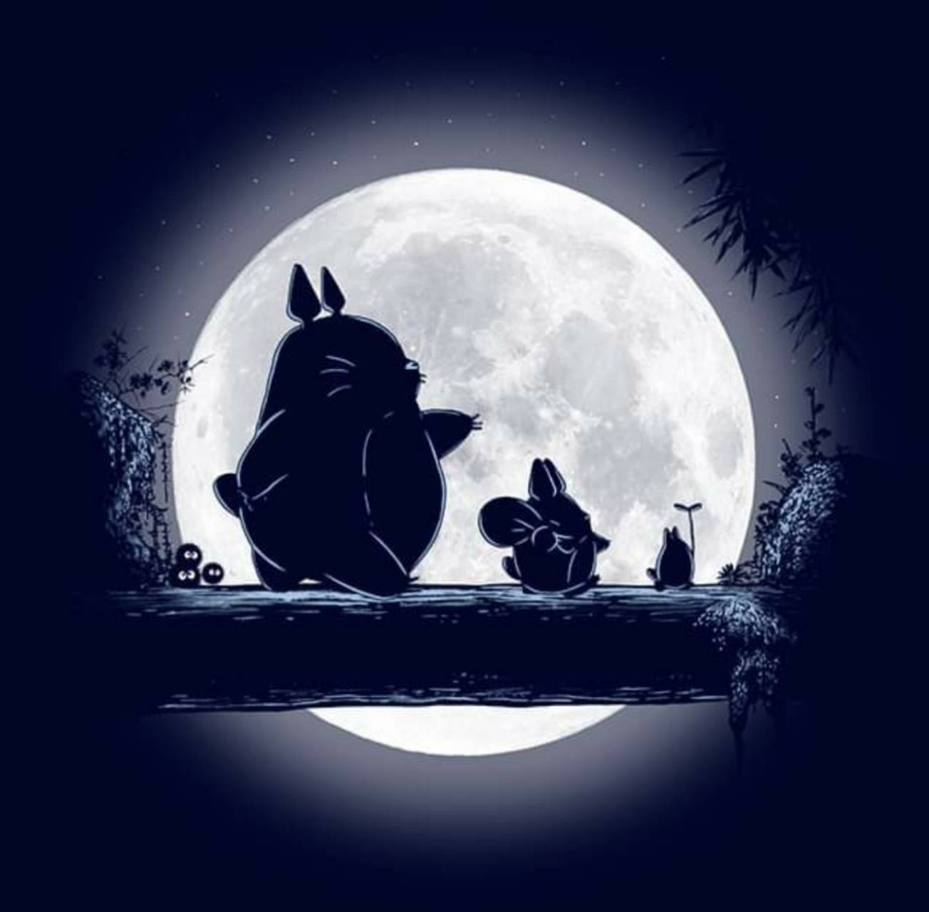My Neighbor Totoro Wallpaper By Sweetlanaz 6f Free On Zedge