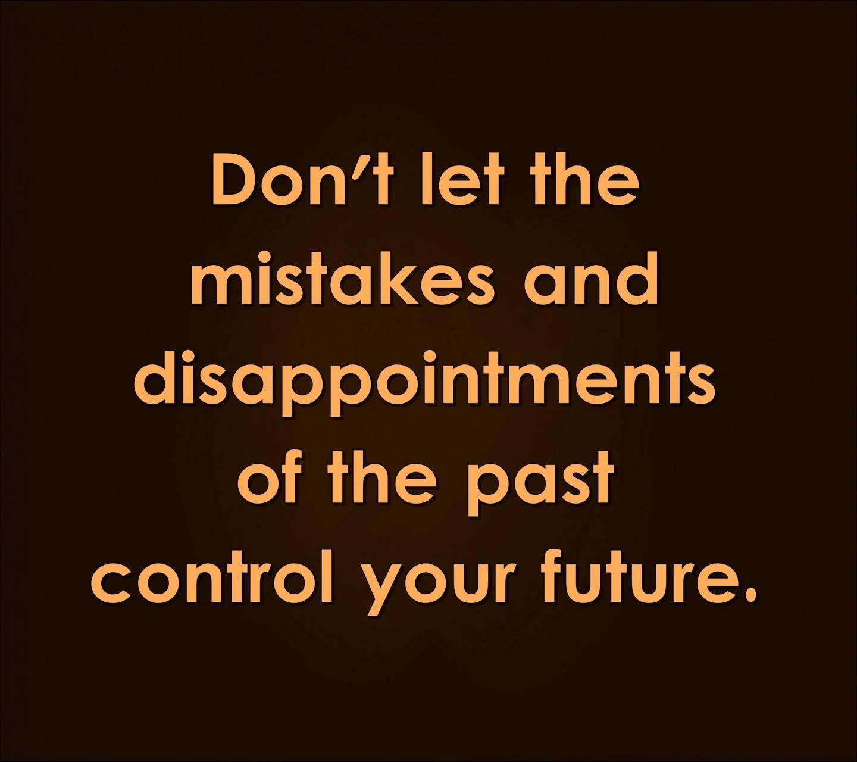 control your future