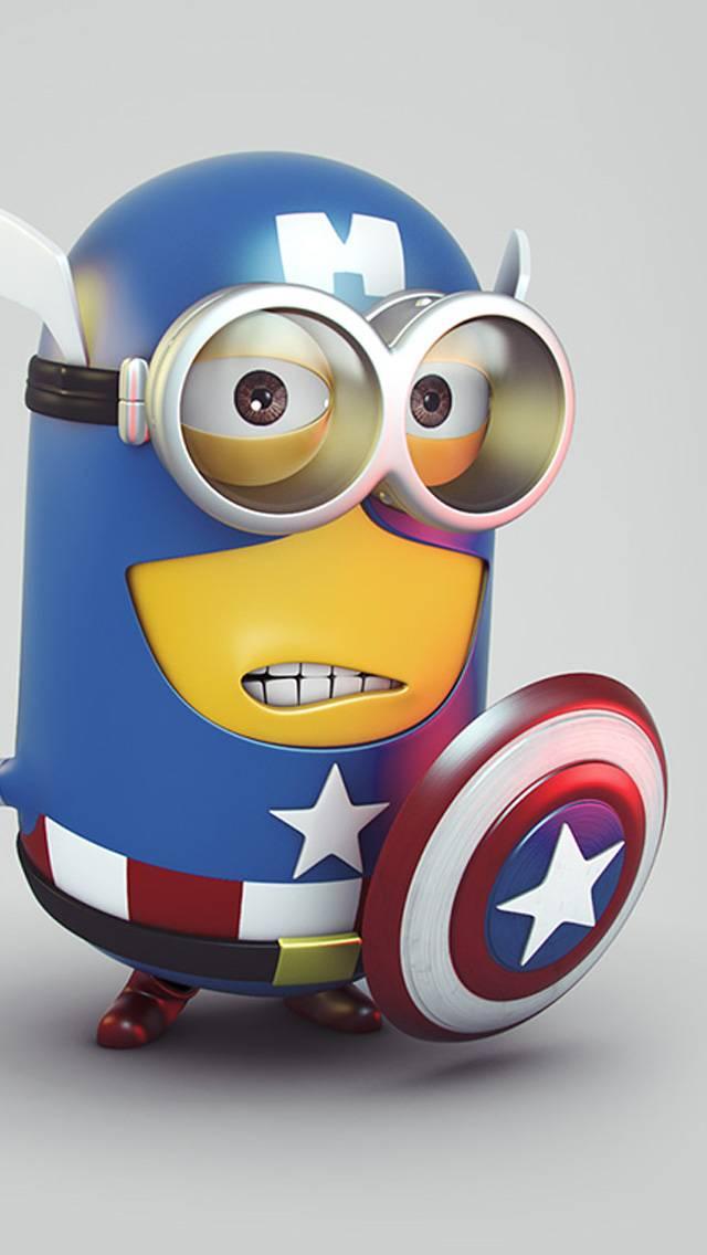 Captain Minion