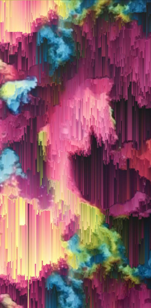 Pixel Showers