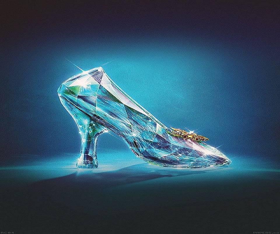 Cinderellas shoes