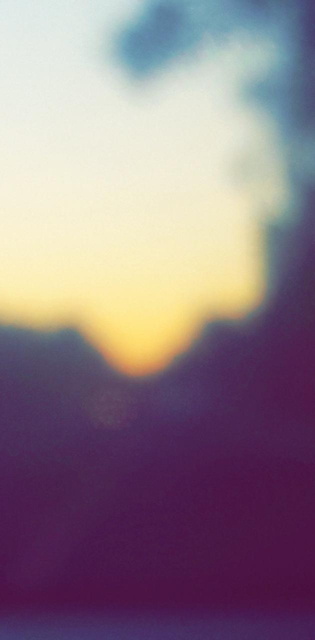 Blurry Sunrise