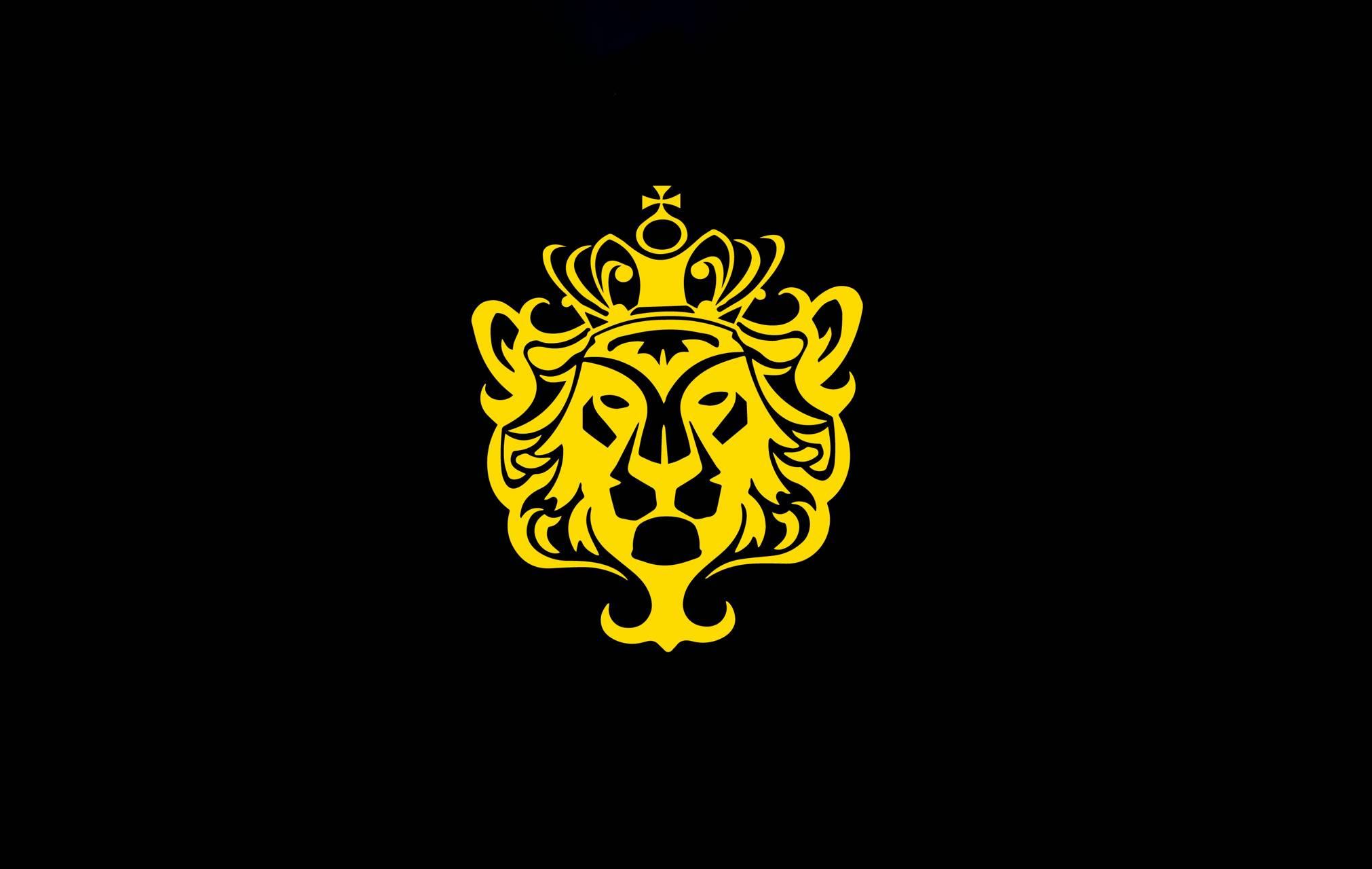 Lion Logo Jay Mataji