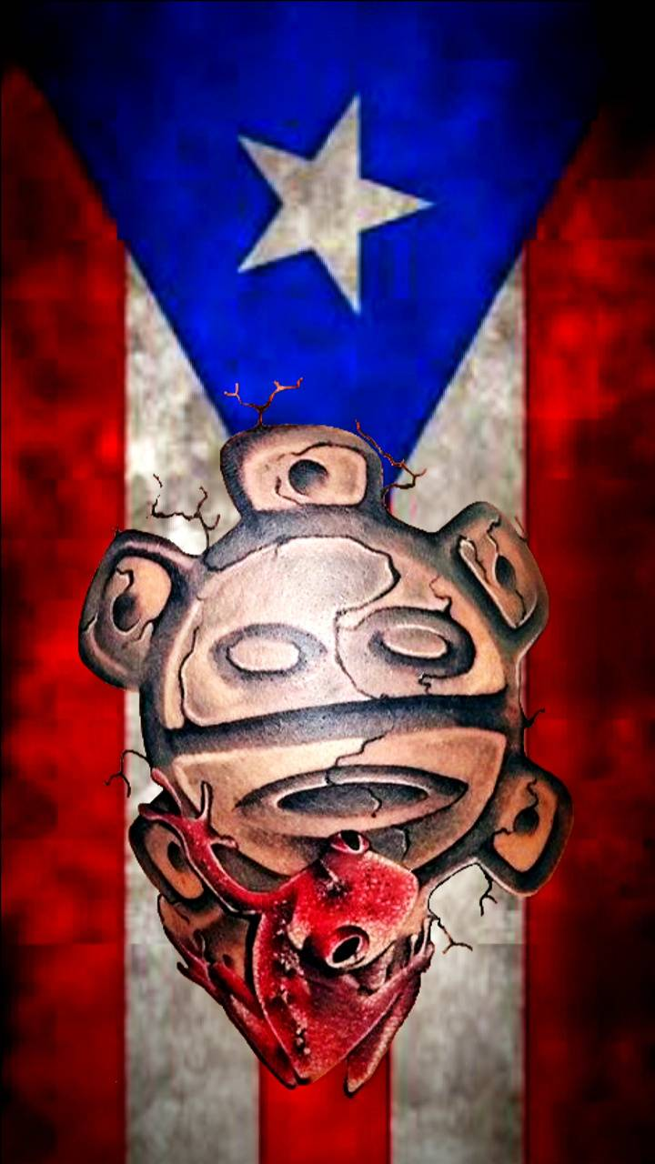 Puerto Rico Flag Wallpaper By Crooklynite F2 Free On Zedge