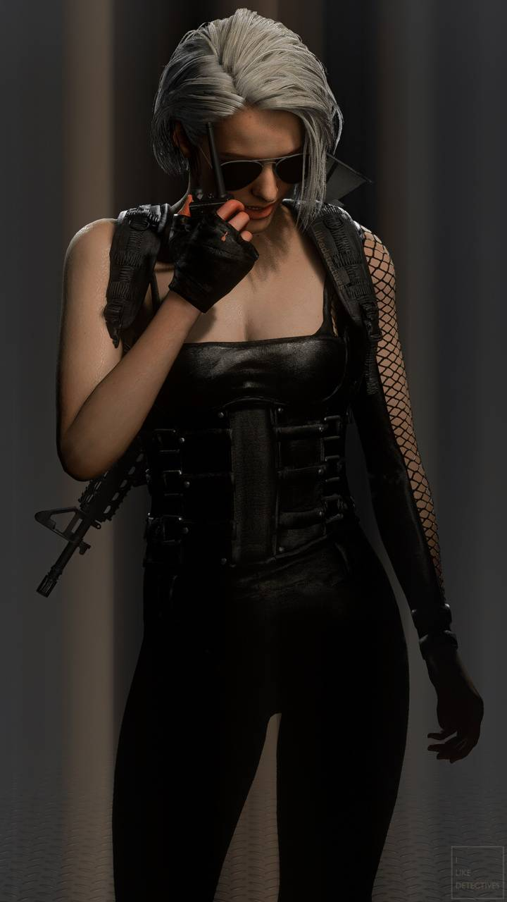Jill Wallpaper By Ilikedetectives D0 Free On Zedge