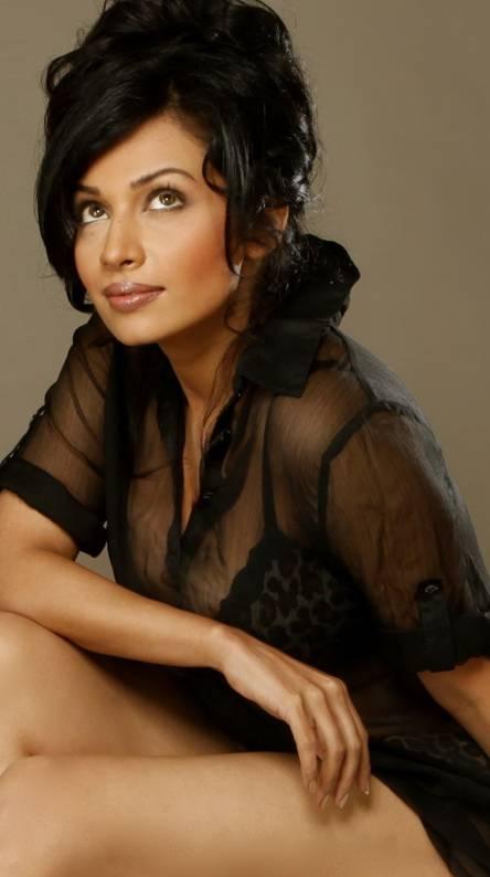 Actress Asha Saini