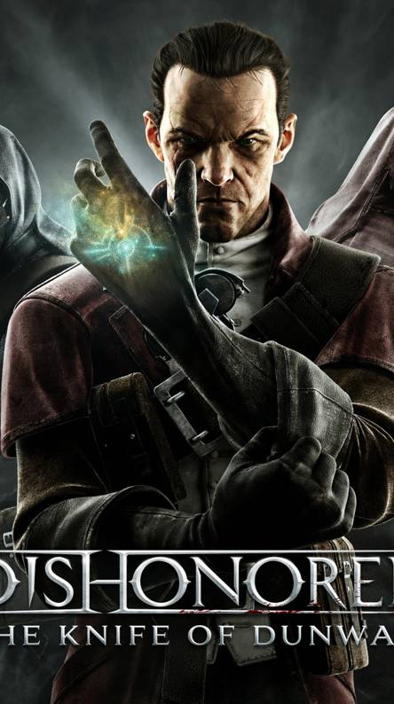 Dishonored The Knife