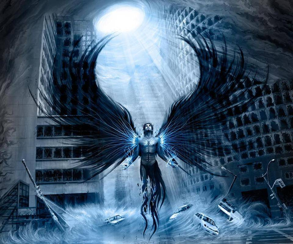 Bionic Angel