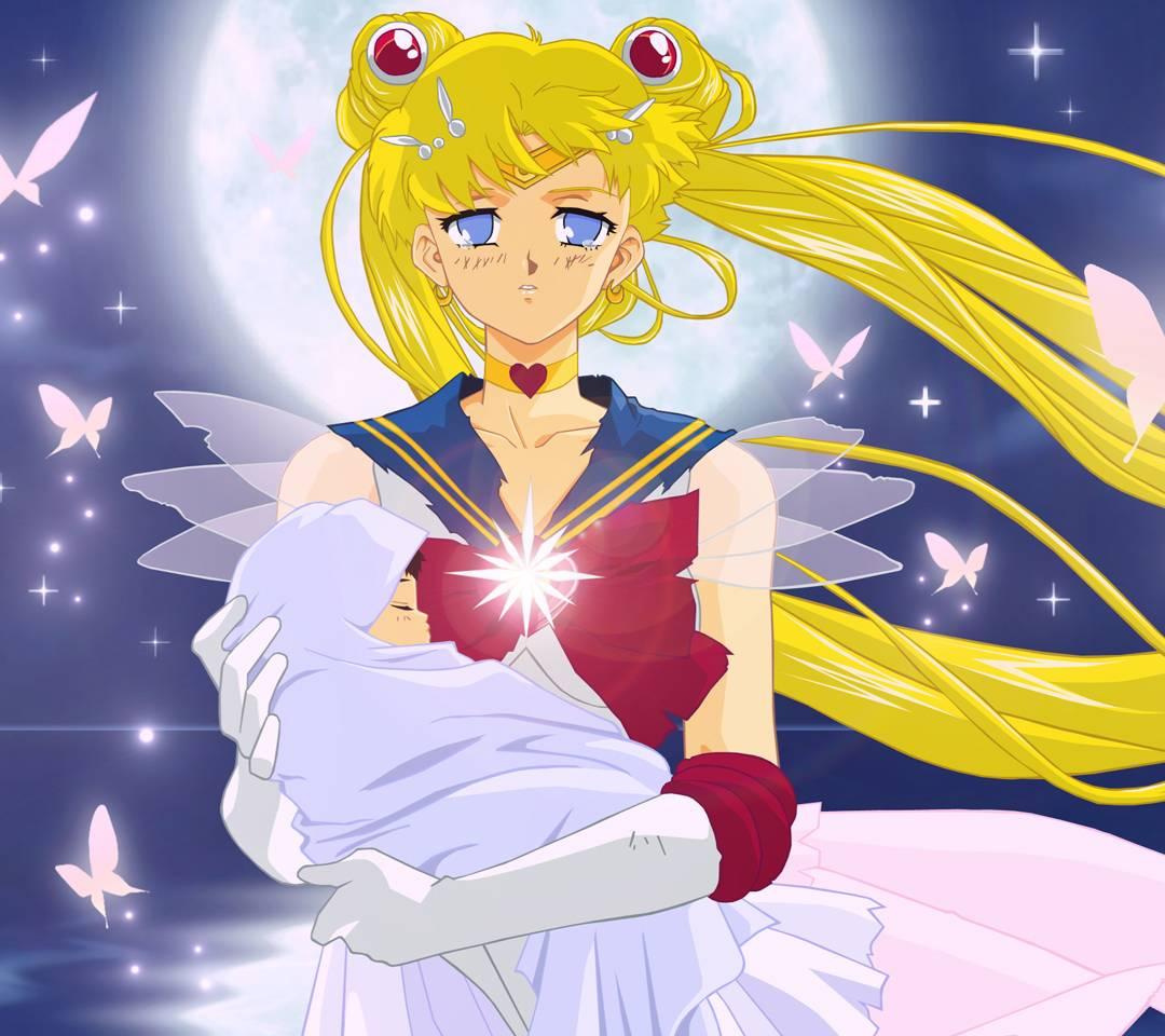 Super Sailor Moon
