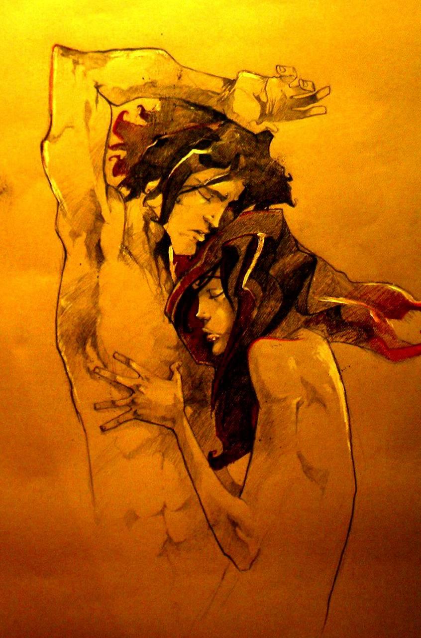 Love by Pepe Larraz