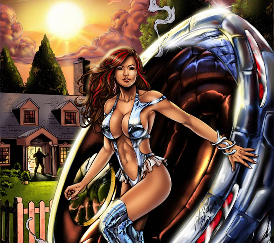 Free Babes Games atwork 02 wallpaperscorpionsunny - 6d - free on zedge™