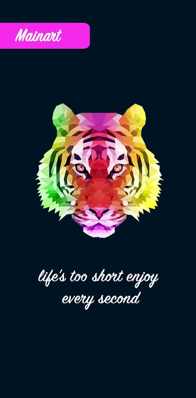 Tiger-Mainart