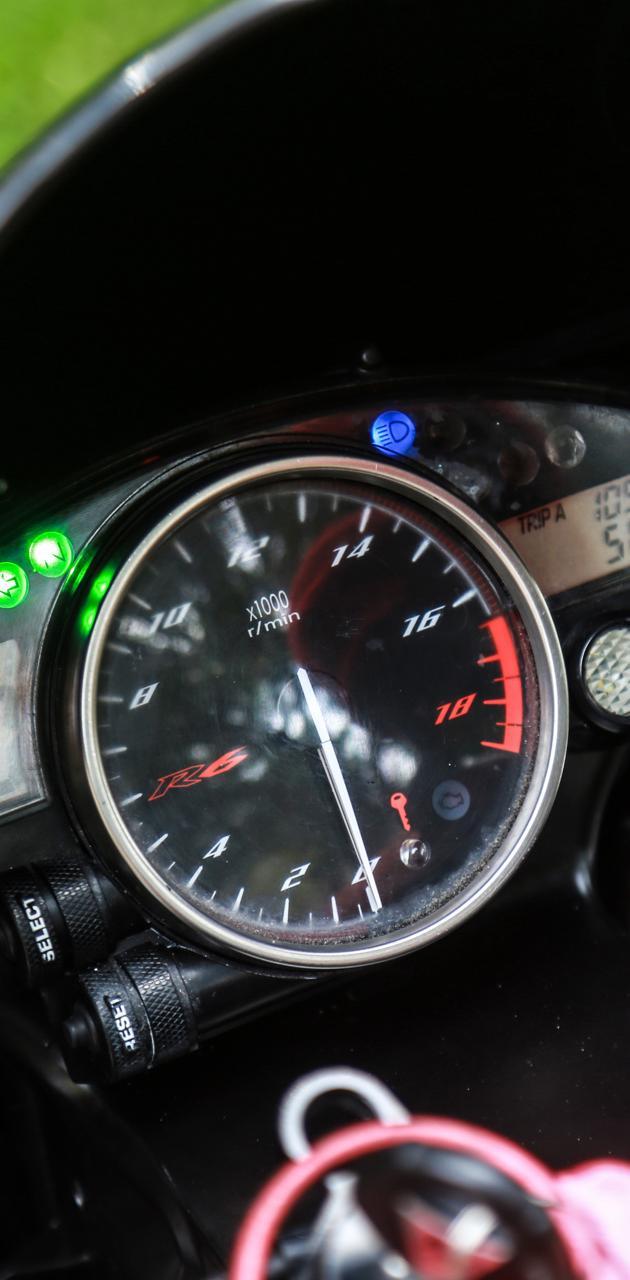 Yamaha R6 2015