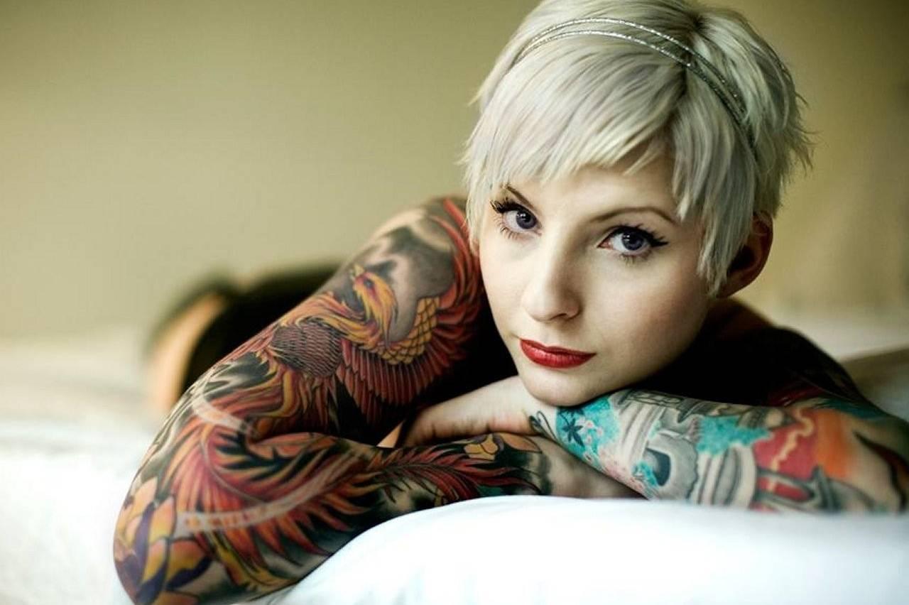 Tattood Girl
