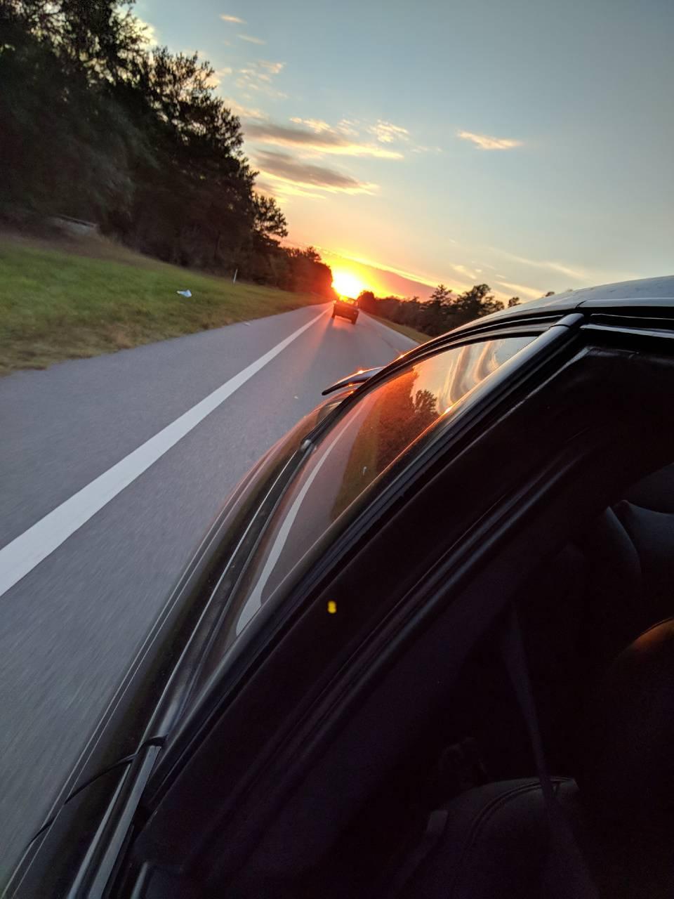 GTO Sunset